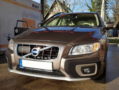 Volvo XC70 T6 2009r. - Stage 1